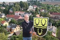 Tomáš Křiklán, starosta obce Dolní Bělá
