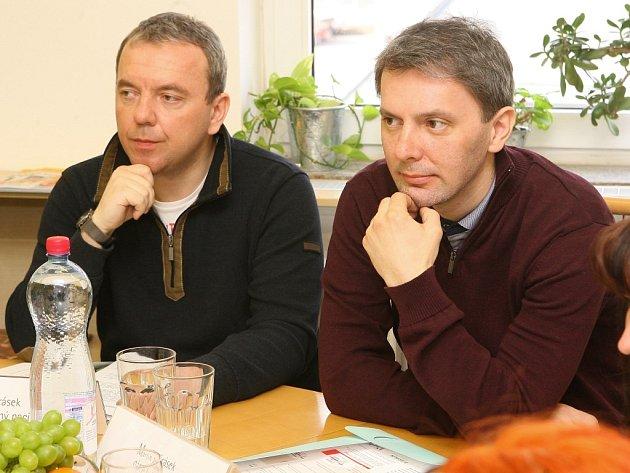 Martin Jirásek (vpravo) zachránil život  svému bratru Pavlovi. Daroval mu ledvinu
