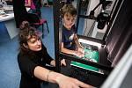 Mezinárodní soutěžní přehlídka audiovizuální tvorby dětí a mládeže se od čtvrtka koná v Plzni na Jižním Předměstí v Moving Station.