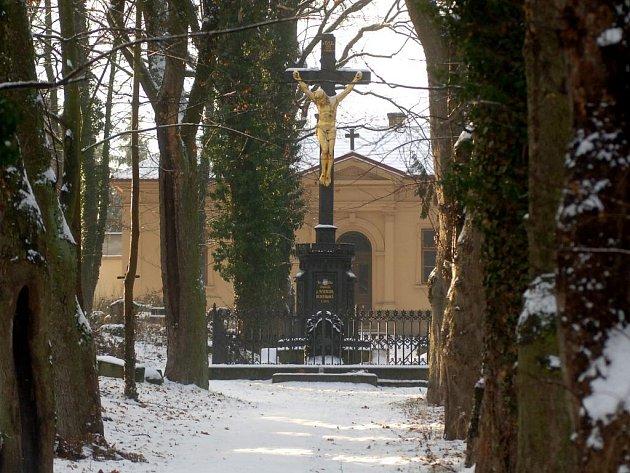 Hřbitov U Všech svatých na Roudné se má otevřít lidem pravděpodobně už letos