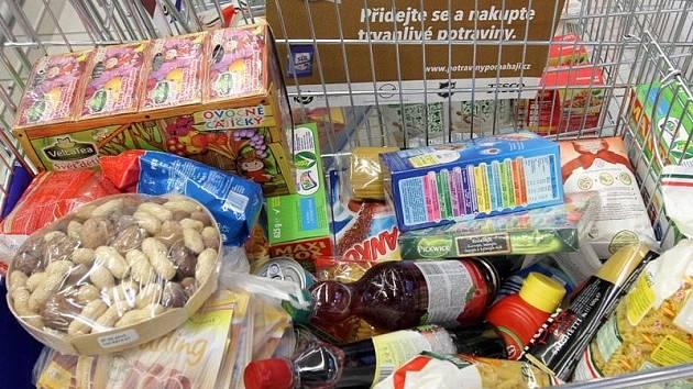 Národní potravinová sbírka.