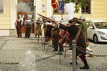 Historický den ve Spáleném Poříčí.