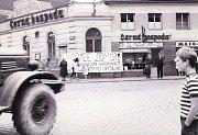 Okupační vojska v Rokycanech