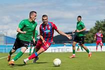 V letním přípravném zápase porazila plzeňská Viktoria v Přešticích čerstvě druholigovou Příbram 3:0.