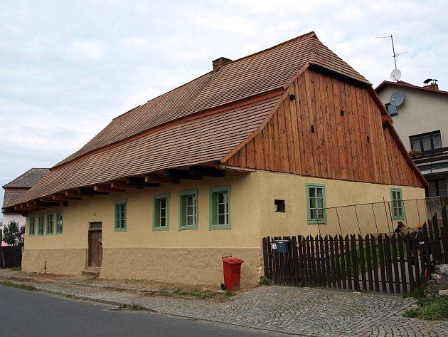 Dům č.p. 89 ve Kdyni.