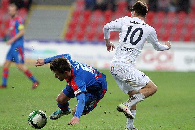 Fotbal MOL Cup FC Viktoria Plzeň x 1 FC Slovácko