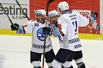 Hokej extraliga Plzeň x Liberec