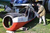 Polské sportovní a cvičné letadlo PZL-104 Wilga rozšířilo sbírky Air Parku ve Zruči na severním Plzeňsku. Karel a Miloš Tarantíkovi dovezli drak letounu z Polska. Letadlo chtějí zrestaurovat do původního stavu.