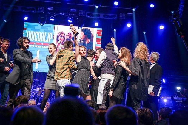Barbora Poláková loni získala cenu za videoklip roku, a to ke skladbě Nafrněná