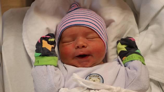 Jubilejní miminko se narodilo ve Fakultní nemocnici.