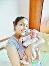Liliana Ešková se narodila 8. července ve 4:15 mamince Anně a tatínkovi Martinovi z Plzně. Po příchodu na svět v plzeňské FN vážila sestřička roční Katariny 3400 gramů a měřila 50 centimetrů.