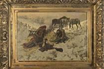 Galerie připomene malíře Jaroslava Věšína