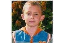 Po teprve devítiletém Alexandru Grlákovi (na snímku) pátrají plzeňští policisté.