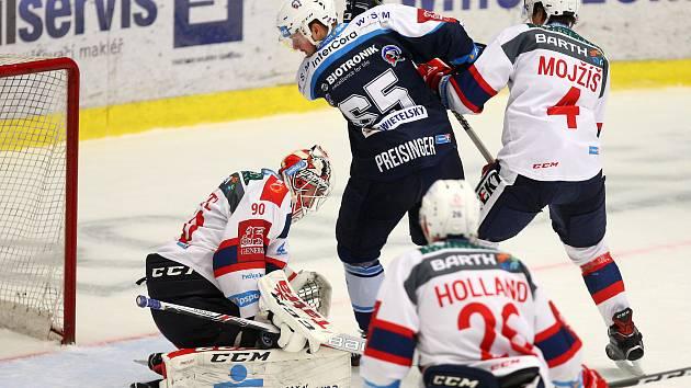 O utkání rozhodly až nájezdy. Pardubice vyhrály v Plzni 3:2.