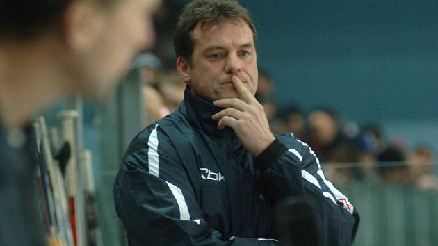 Asistent trenéra Lasselsbergeru Radim Rulík