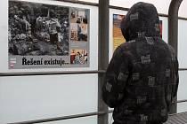 Rozporuplná kampaň: oslovit má bezdomovce i veřejnost