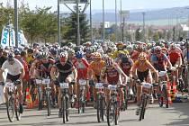 Sedm set  bikerů  závodilo na  Daikin Open Race  v Plzni a podobný nával se čeká i na  Archa maratonu Brdy,   závěrečném díle Chodovar Tour