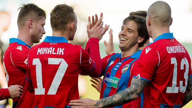 FC Viktoria Plzeň - FC Hradec Králové 3:1.