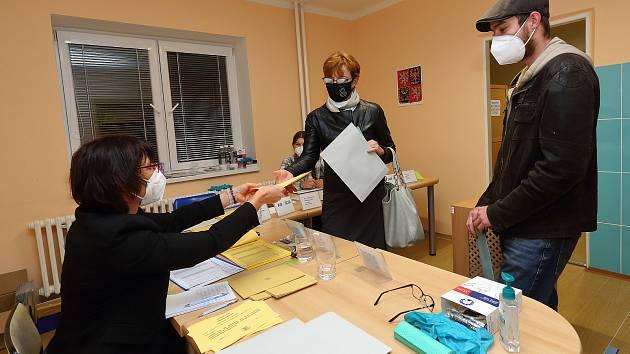 Volby na Plzeňsku.