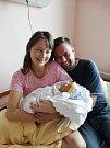 Leon Rybak se narodil 31. října v8:49 rodičům Magdaleně a Damianovi zPlzně-severu. Po příchodu na svět ve FN vážil bráška Máji a Dominiky 3500 gramů a měřil 50 cm.