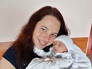 Eliška Duspivová se narodila 3. května v7:08 mamince Petře a tatínkovi Jiřímu zChrástu. Po příchodu na svět vplzeňské FN vážila jejich prvorozená dcerka 2360 gramů a měřila 46 centimetrů.