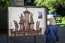 Výstava nazvaná Baroko v Plzni a plzeňském regionu.