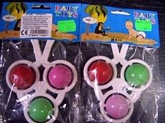 Na seznami hraček, před kterými varuje česká obchodní inspekce, je i chrastítko Terezka.