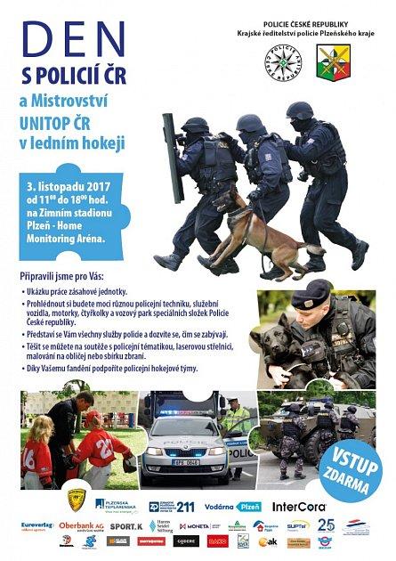 Den sPolicií ČR