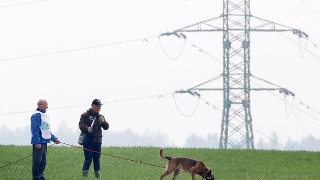 """Závod je zaměřen na stopování podle mezinárodního zkušebního řádu, kdy pes hledá """"stopu"""" umístěnou na osení či trávě, musí označit určitý počet předmětů a dojít až do konce. Je to jedna z nejnáročnějších stop, kdy zabírá zhruba 6 ha."""