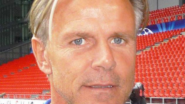 Trenér FC Kodaň Ronald Nilsson