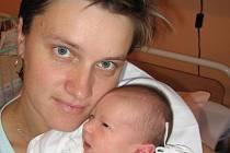 Sedmiletá Anetka Sládková z Čečovic se nemůže dočkat, až svou novorozenou sestřičku Patri (3,35 kg/50 cm)  bude vozit v kočárku. Patricie se narodila rodičům Lucii a Dušanovi 10. listopadu deset minut před šestnáctou hodinou v Mulačově nemocnici.