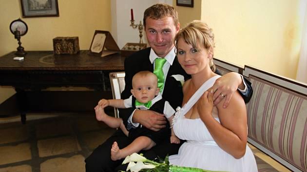 č. 20: manželé Peschíkovi, Kladruby (Svatba: 21. července 2013)