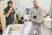 Uznávaný český fotograf Karel Cudlín vede fotografický kurz na letní umělecké škole ArtCamp.