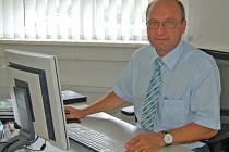 Stefan Wasner, ředitel závodu ZF Staňkov. Po celém světě má koncern 126 poboček.