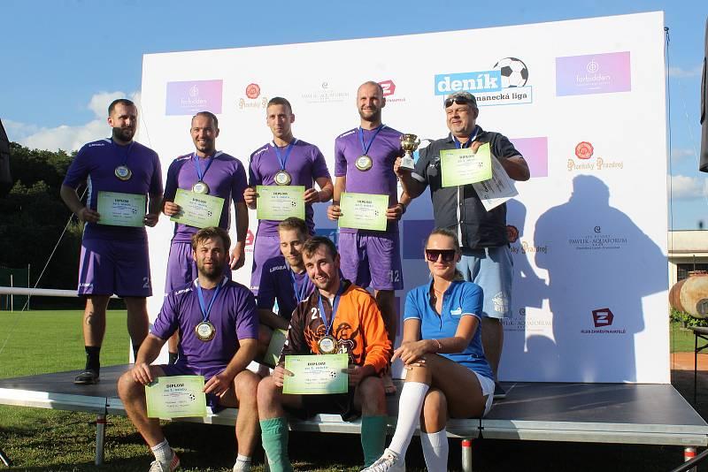 Vítěz turnaje ÚMO Plzeň 2.