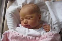 Karolína (3,51 kg) přišla na svět  11. dubna v 8:47 v plzeňské fakultní nemocnici. Z příchodu na svět své prvorozené holčičky se radují maminka Andrea Vojtová a tatínek Marek Bureš  z Plzně