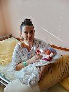 Anežka Šašková se narodila 20. února v 10:29 mamince Jitce a tatínkovi Martinovi z Dnešic. Po příchodu na svět v plzeňské fakultní nemocnici vážila jejich prvorozená dcerka 2490 gramů a měřila 46 cm.