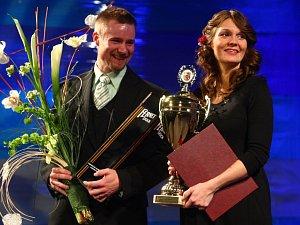 Sportovcem Plzně za rok 2008 byla v sobotu v Plzni vyhlášena olympijská vítězka z Pekingu, sportovní střelkyně Kateřina Emmons. První gratulantem na pódiu byl její manžel Matthew.