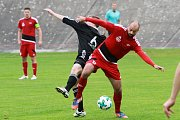 fotbal divize Petřín Plzeň x Dobříš