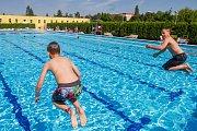 Bazén na Slovanech bude dějištěm Evropského poháru žen ve vodním pólu.