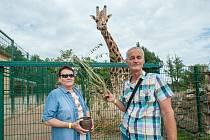 Zoologická zahrada v Plzni oslavila v sobotu 95 let.