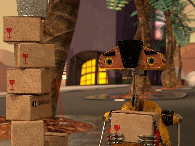 Právě robot je ústředním hrdinou animované pohádky s názvem Low Power, kterou vytvořil jako svou bakalářskou práci student plzeňské vysoké školy. K dílu vznikla i autorská hudba