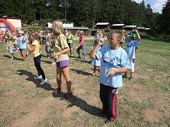 Dětský tábor Artík u Mladotic