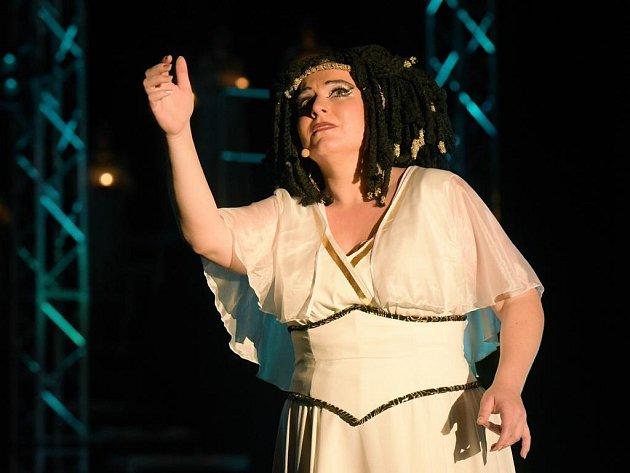 Ivana Veberová (Aida).
