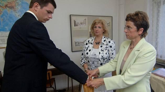 Včerejším dnem byly odstartovány maturitní zkoušky na středních školách a gymnáziích v Plzni