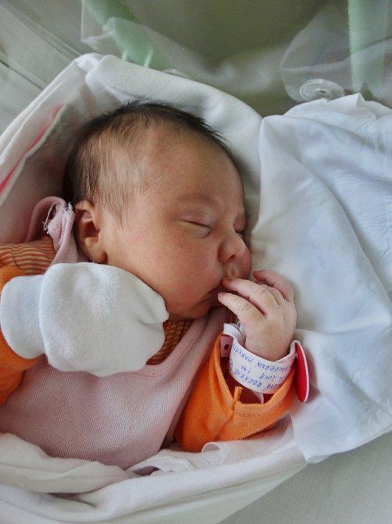 Rozárie Fialová se narodila 31. prosince v 1:42 mamince Markétě a tatínkovi Petrovi z Vejprnic. Po příchodu na svět v plzeňské porodnici U Mulačů vážila sestřička skoro tříleté Amálky 3980 gramů.