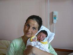 Vanessa (2,50 kg, 47 cm) se narodila 28. 5. ve 20:19 hod. ve FN Lucii Vlčkové a Standovi Bujňáčkovi z Berouna, sestra Nikolka (3,5) a prarodiče z Chebska. Tatínek byl při porodu zdatně pomáhal