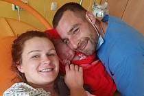 Sára Lukačiková z Bezděkova se narodila v klatovské porodnici 26. října v 9:40 hodin (3520 g, 53 cm). Rodiče Markéta a Josef se na svoji prvorozenou holčičku moc těšili, přivítali ji na světě společně.