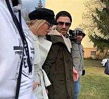 Bývalý fotbalový reprezentant Tomáš Řepka opustil v pondělí 6. ledna věznici na Borech.