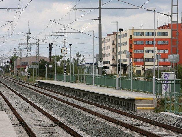 Na zastávce Plzeň–Zadní Skvrňany zastavují od soboty osobní vlaky